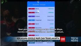 Indonesia Dipilih Google Maps untuk Bekerja Sama