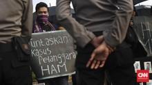 Menggugat Keseriusan Jokowi untuk Selesaikan Kasus HAM