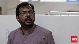Haris Azhar Sebut MK Harus Pertimbangkan Isi Suratnya