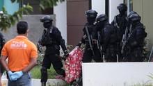 Terduga Teroris Ditangkap di Jakut, Bahan Peledak Ditemukan
