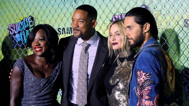 Will Smith Tak Muncul dalam Sekuel 'Suicide Squad'