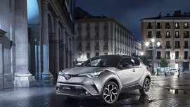 Pembeli Toyota C-HR 80 Persen Memilih Hybrid