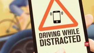 Perangkat Ini Bisa Cegah Ponsel Digunakan Saat Menyetir
