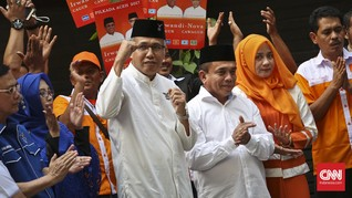 Irwandi Ditangkap KPK, Tjahjo Tunjuk Wagub Jadi Gubernur Aceh