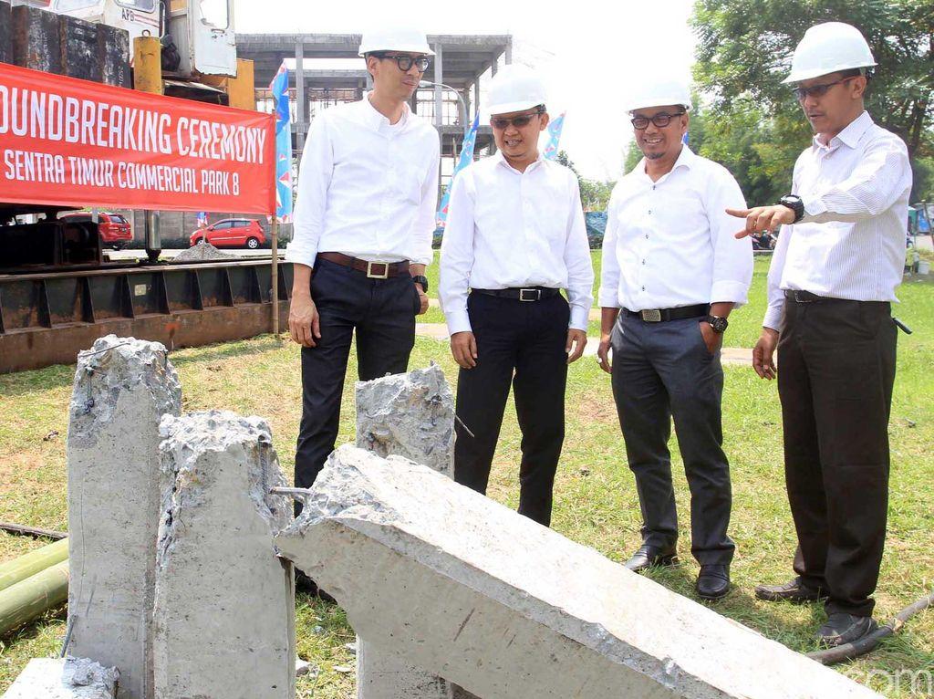 PT Bakrie Pangripa Loka (BPL) yang telah sukses dengan pemasaran Sentra Timur Commercial Park (STCP) 1,2 dan 7, kini kembali meluncurkan produk terbaru, yakni Sentra Timur Commercial Park (STCP) 8.