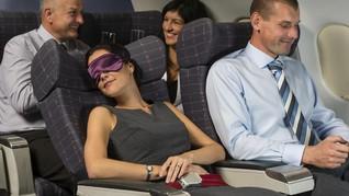 Maskapai Inggris Gunakan Aromaterapi untuk Hindari Jet Lag