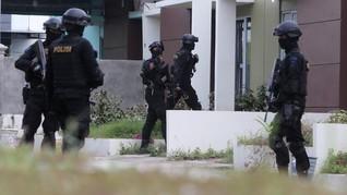 Polisi Tangkap Tiga Terduga Teroris Jaringan ISIS dan JAT