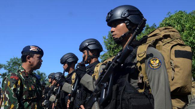 Lemhanas Tutup Akses Media Meliput Diskusi Terorisme