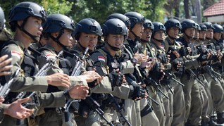 Kronologi Tiga Teroris di Poso Ditembak Mati Satgas Tinombala