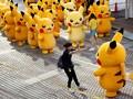 Singapura Jadi Tuan Rumah Penelitian 700 Karakter Pokemon
