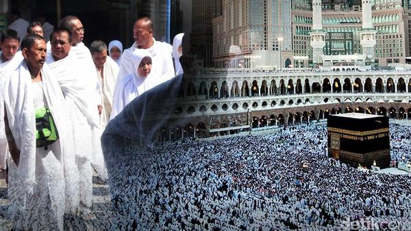 Berhaji di Tanah Suci