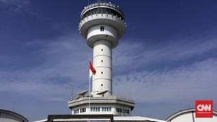 Gunung Anak Krakatau Siaga, Tujuh Jalur Penerbangan Dialihkan