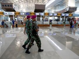 Polisi Jelaskan Suara Letusan di Terminal 3 Bandara Soetta
