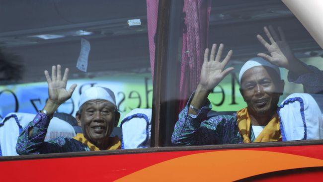 Tujuh Tersangka Penipuan Haji Filipina Sudah Ditahan