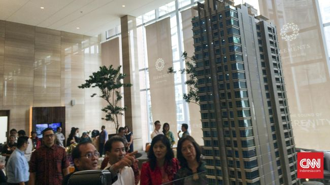 Serap Repatriasi, Sinar Mas Land Bidik Penjualan Rp3 Triliun