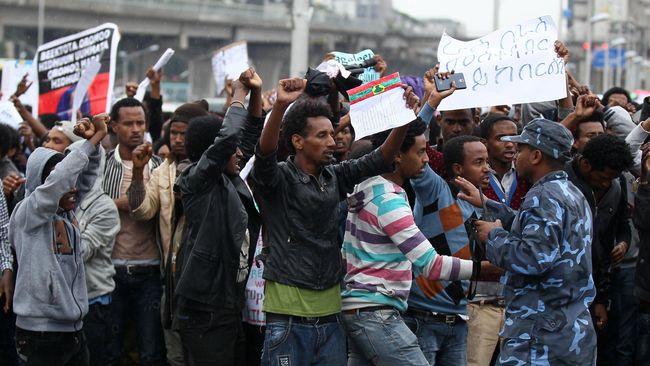 2 Pejabat Terbunuh Dalam Percobaan Kudeta di Ethiopia