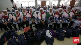 Jemaah Haji Berpaspor Filipina Tertipu, JK Anggap Masih WNI