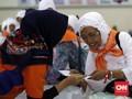 Pengantar Jemaah Haji Kecewa Karena Akses Dibatasi