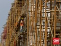 BPS: Upah Buruh Naik, Jumlah Orang Miskin Menyusut