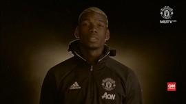 Pogba Pulang ke Manchester United