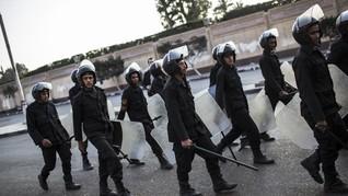 Polisi Mesir Dilarang Beri Informasi ke Media