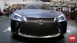 Toyota Bimbang Bikin Lexus 'Made in China'