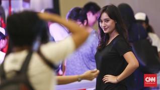 Tatjana Saphira Raih Piala 'Asian Star' di Seoul Drama Awards