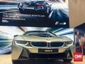 BMW Siap Produksi Massal Mobil Otonom di 2021