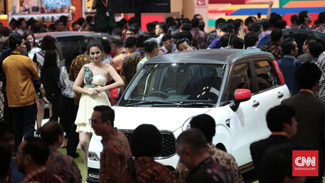 8 Bulan Surut, Gaikindo Revisi Target Penjualan Mobil 2019
