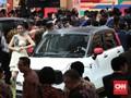 Merek Baru China dan Rusia Antre Masuk Indonesia