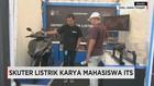 Purwarupa Skuter Listrik Dipamerkan di Pameran Harteknas Solo