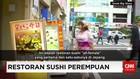 Restoran Sushi All-Female