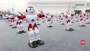 Dobi, Robot Humanoid Pemegang Rekor Dunia