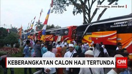 Ratusan Calon Haji Asal Sumedang Gagal Berangkat