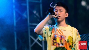 Rich Brian Rilis Kolaborasi dengan Kris Wu dan Rapper Dunia