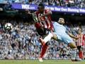 Manchester City Menangi Partai Perdana Berkat Gol Bunuh Diri