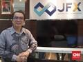 JFX Incar Rp5 Triliun Dana Repatriasi Amnesti Pajak