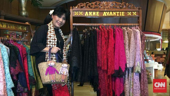 Anne Avantie Boyong Pasar Semarang ke Jakarta