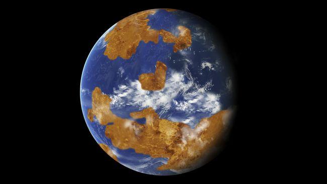 Masa Lampau, Venus Planet Layak Huni?