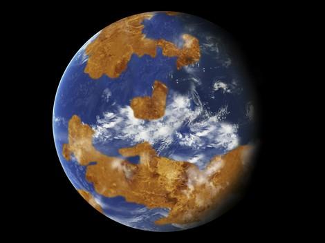 NASA Susun Konsep Kirim Manusia ke Venus