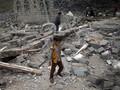 Salah Informasi, Koalisi Saudi Serang Pemakaman di Yaman