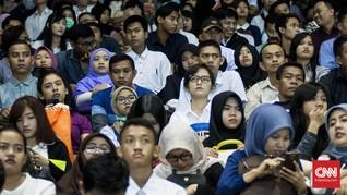 Lapangan Kerja Menyempit, 1,8 Juta Lulusan SMA Tak Kuliah
