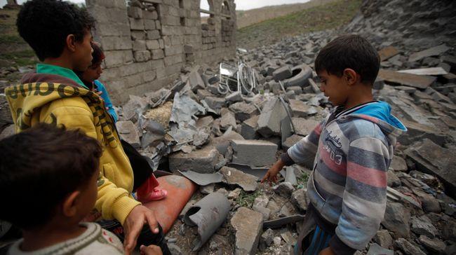 Menlu Arab Saudi: Jangan Biarkan Houthi Ambil Alih Yaman