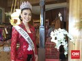 Garuda dan 'Gaun Elsa' Kezia Warouw di Miss Universe
