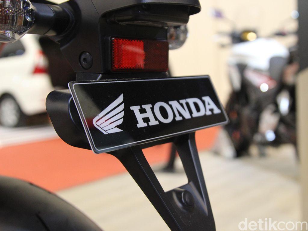 Moge Honda Siap Hangatkan GIIAS 2018