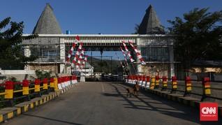Wonderful Indonesia Ramaikan Pos Perbatasan di NTT