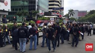 Janji Tak Dipenuhi, Eks Karyawan Esia Siapkan Demo Besar