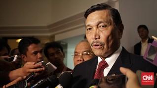 Luhut Sebut Taipan Australia Minat Bangun PLTA di Kalimantan