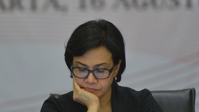 Tugas Berat dari Sri Mulyani Menanti Tim Reformasi Perpajakan