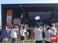 Cuaca, 'Awan Mendung' Festival Musik Luar Ruangan
